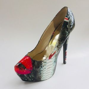 Shi by Journeys Heels Womens 9